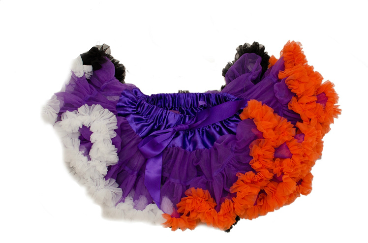 Halloween Pettiskirt For Girls