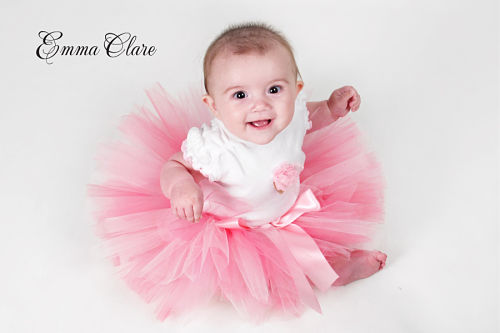 Pink Lemonade Tutu Skirts