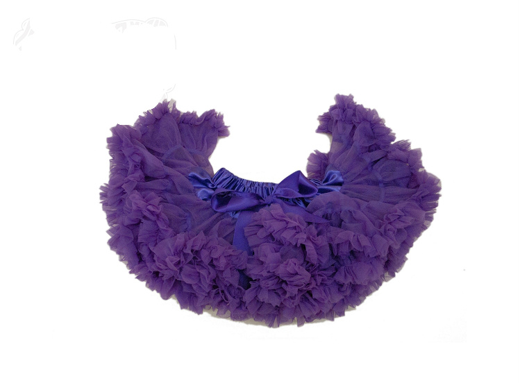 Purple Pettiskirt
